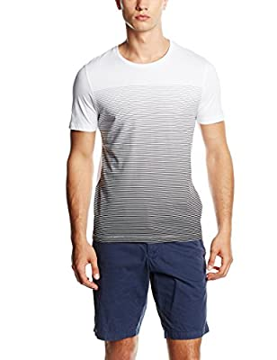 Jack & Jones Men's Jcosurya Tee Ss Crewneck T-Shirt