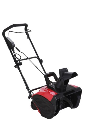 Power Smart Snow Blower : Power smart db inch electric snow thrower review