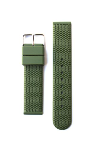 20mm-army-green-rubber-silicone-tire-tread-replacement-watch-strap-by-toscana