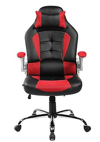 Merax® King Series High-back Ergonomic Pu Leather Office Ch