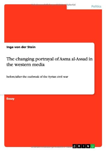 president bashar al assad politics essay Domestic politics foreign  staying out of syria  the aim is to battle isis without either aiding or fighting the regime of syrian president bashar al-assad.