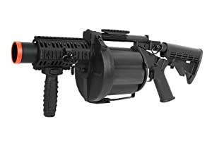 ICS-190 GLM Grenade Launcher, Multiple airsoft gun