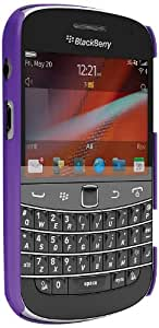 Cygnett CY0643CBFRO Slim Case Cover (Purple) for BlackBerry 9900,9930)