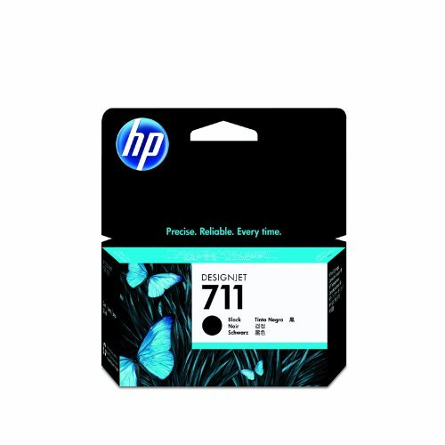 HP CZ129A CZ129A, HP-711, Ink, 38 mL, Black