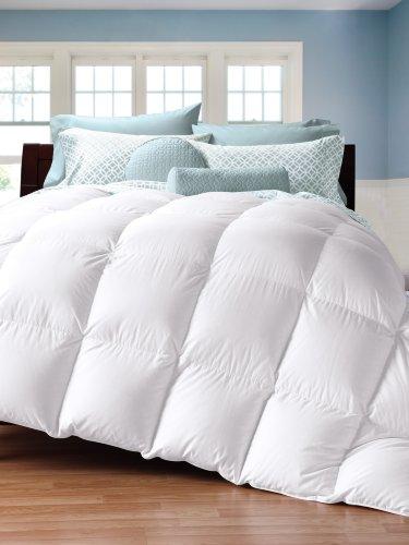 Cuddledown 450Tc Down Comforter, Oversize King, Summer front-817584