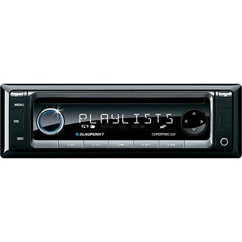 Blaupunkt Cupertino 220 Autoradio (CD/MP3/WMA-Player, UKW/MW/LW-Tuner, USB 2.0)