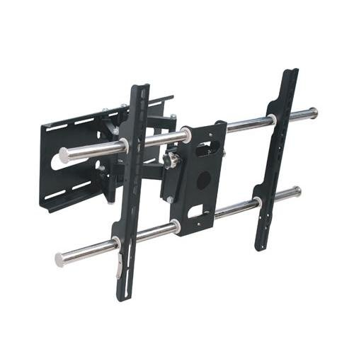 Black Friday Black Articulating Cantilever Dual Arm Tilt