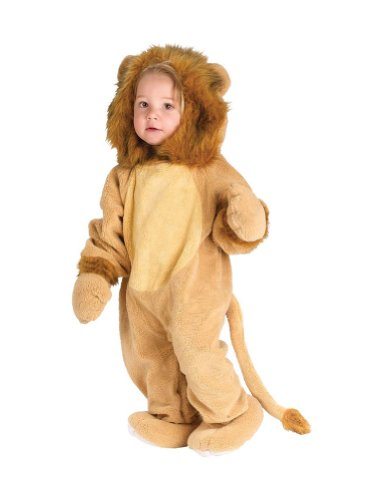 6 to 12 Months - Cuddly Lion Baby Costume 6 to 12 Months