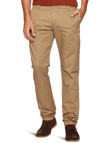 dockers-pantalon-homme-marron-new-british-khaki-0003-30w-32l
