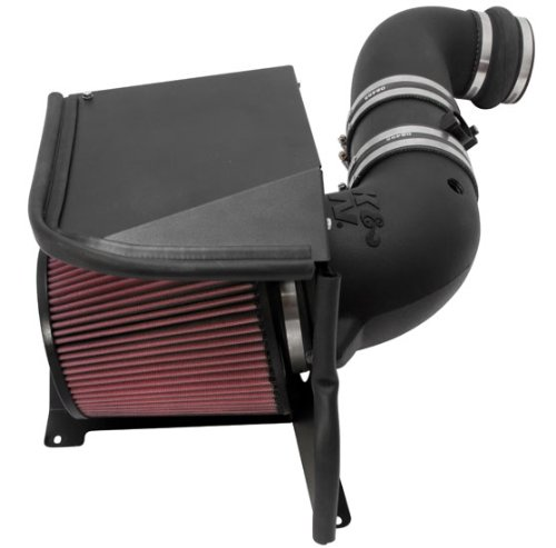 K&N 63-3077 AirCharger Performance Air Intake