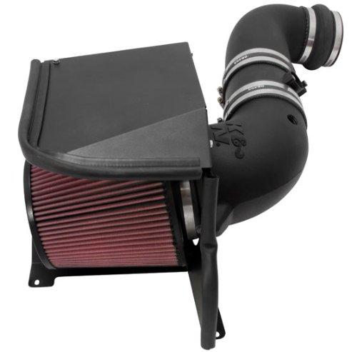 K&N 63-3077 AirCharger Performance Air Intake