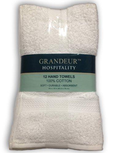 grandeur hospitality hand towels