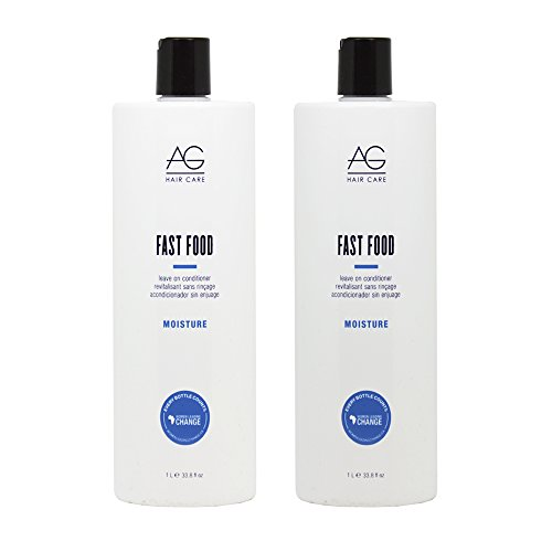 AG Hair Fast Food Leave-on Conditioner 33.8oz