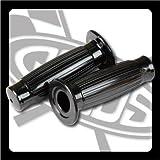 GOODS : タル型グリップ・ブラック 1インチ(25.4mm)ハンドル用