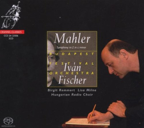 MAHLER: SYMPHONY NO. 2 IN C MINOR [HYBRID SACD]
