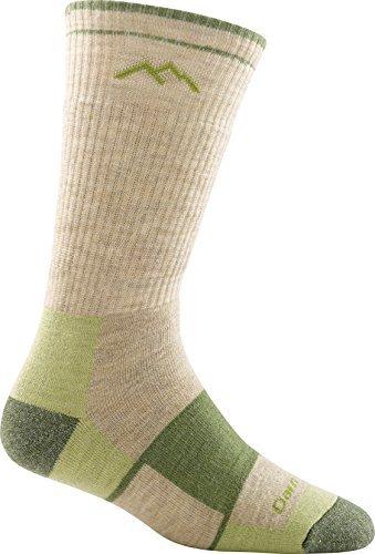 Darn Tough Vermont Women'S Boot Cushion Socks, Green Tea, Large