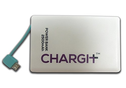 Chargit 2500mAh Slim Power Bank