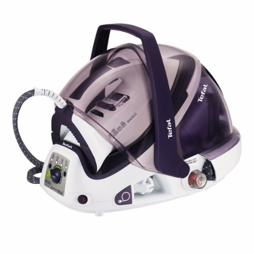 Tefal Protect Plus GV9460G0 5.5 Bar Steam Generator, Anti-Calc, 1.8 Litre Water Tank