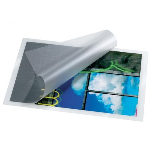 """5 mil Letter hot Laminating Pouches 100/box 9"""" x 11.5"""" glossy thermal laminator pockets"""