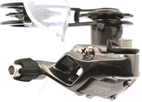 2013 SRAM FORCE Rear Derailleur Speed Short Cage 55MM Road Alloy Carbon Grey