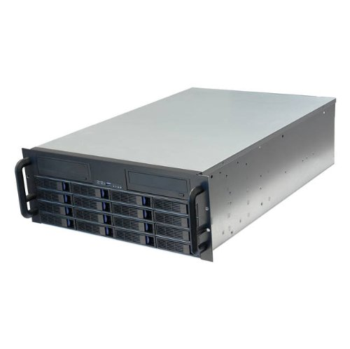 NORCO 4U Rack Mount 16 x Hot-Swappable SATA/SAS