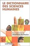 echange, troc Jean-François Dortier, Collectif - Le dictionnaire des sciences humaines