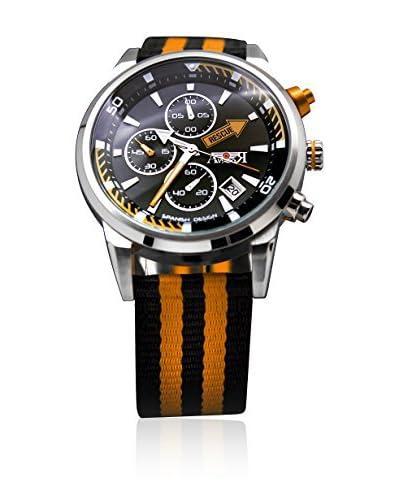 AVIADOR Reloj con movimiento japonés AV-1084  44 millimeters