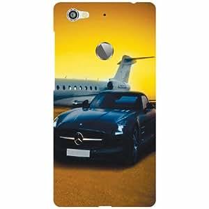 Letv Le 1S Back Cover ( Designer Printed Hard Case)