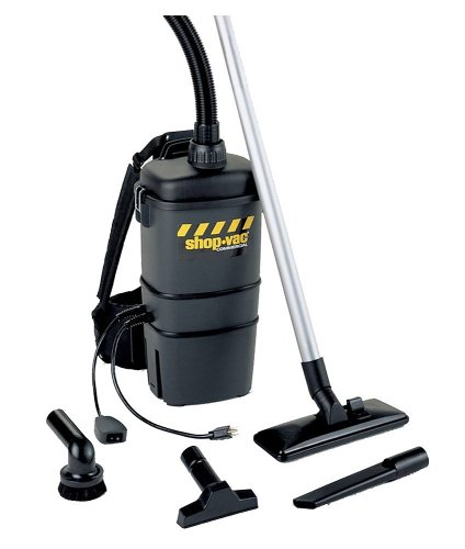 Shop-Vac 2850010 2.0-Peak HP Two-Stage Back Pack Vacuum