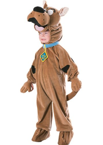 Kids Scooby Doo Fancy Dress Costume Toddler (1-2 years)