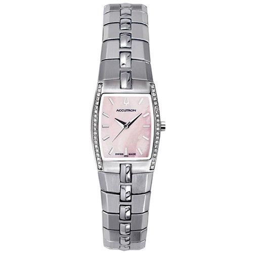 Accutron Women's Lucerne Diamond Watch #26R33 - Buy Accutron Women's Lucerne Diamond Watch #26R33 - Purchase Accutron Women's Lucerne Diamond Watch #26R33 (Accutron, Jewelry, Categories, Watches, Women's Watches, By Movement, Swiss Quartz)
