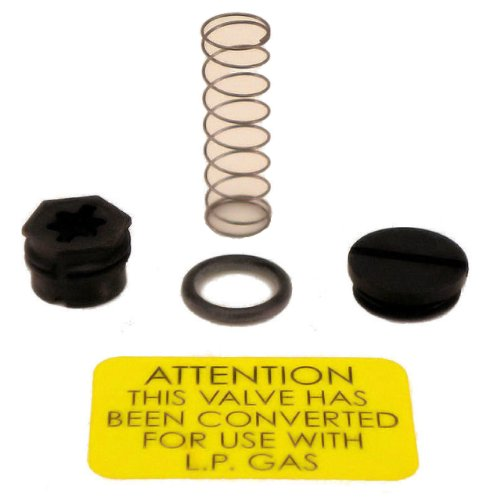 Gas Valve Lp Conversion Kit For Honeywell Direct Replacement For Rheem Ruud Weatherking 60-22513-03 front-638187