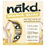 Nakd Banana Bread Bar Multi-Pack 120G