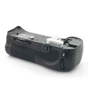 Meike Professional Battery Grip Holder Pack Replace Nikon MB-D80 Vertical for Nikon D700 D300 D300S Camera