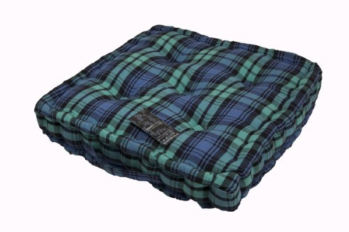 Ismshidero homescapes coussin de chaise motif tartan for Chaise 5013