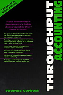 Throughput Accounting by Thomas Corbett