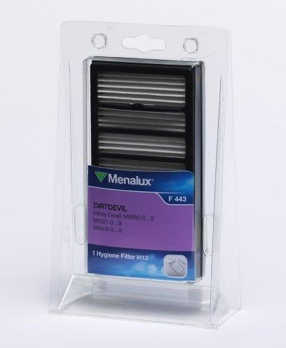 Menalux F 443 Hygienefilter für Dirt Devil Infinity M5050