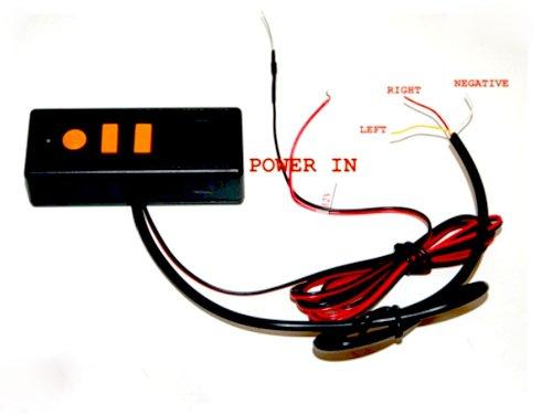 Led High Power Flasher Box