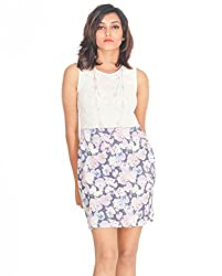 Young Trendz Printed Bodycon Dress