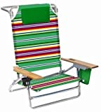 Big Kahuna Folding Beach Chair - Extra Wide & Tall (Color 07)
