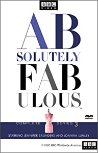 Absolutely Fabulous - Complete Series 3 from BBC Warner
