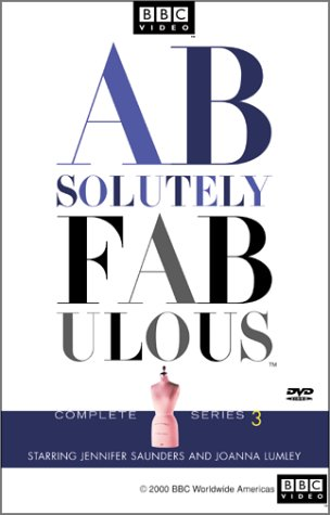 Absolutely Fabulous Complete Series 3 [DVD] [1992]
