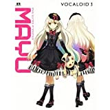 VOCALOID(TM)3 Library MAYU(キャラクターデザイン 左)[2枚組SPECIAL CD+6種ランダムストラップ+マウスパッド付き]