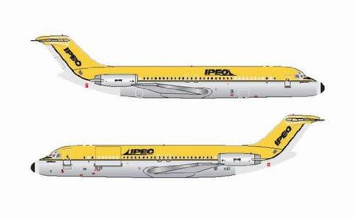 Jet-X IPEC DC-9-30 VH-IPF Model Airplane