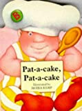 Pat-a-cake, Pat-a-cake (Action Rhyme Mini Books) (0750010452) by Kemp, Moira