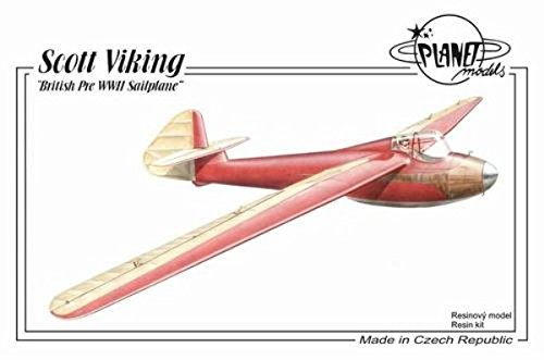 Planet Models 1:48 Scott Viking