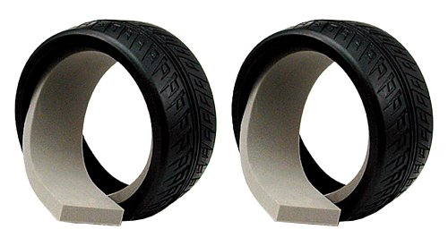 Kyosho IGT001B Inferno GT Tire and Inner Sponge Package of 2