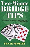 Two-Minute Bridge Tips (0517123185) by Stewart, Frank