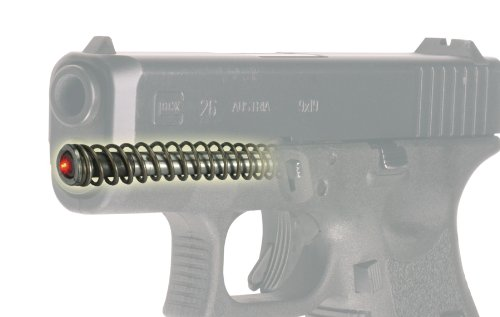 LaserMax Guide Rod Laser Sight for Glock 26, 27, 33