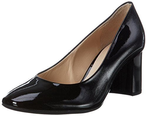 Högl 3-18 5004- Zapatos de tacón para mujer, color Negro (schwarz (100)), talla 36 EU  ( 3.5 UK )